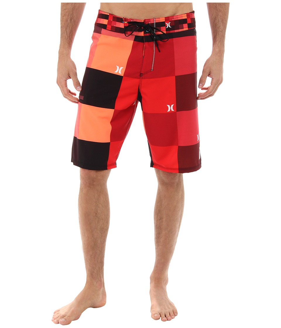 Hurley - Kingsroad 2.0 Boardshort (Valiant Red) Men's Swimwear