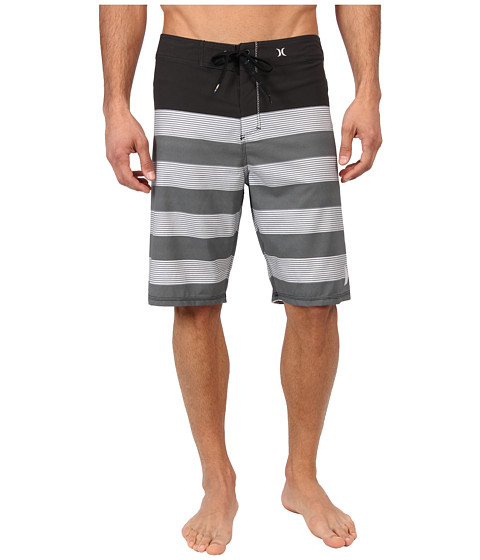 Hurley - Ratio Boardshort (Black) Men's Swimwear