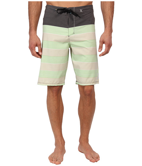 Hurley - Ratio Boardshort (Neon Green) Men's Swimwear