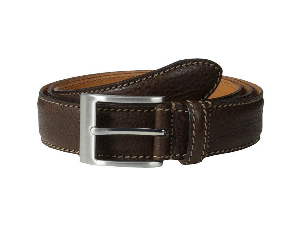 Trafalgar - Brandon (Brown) Men's Belts