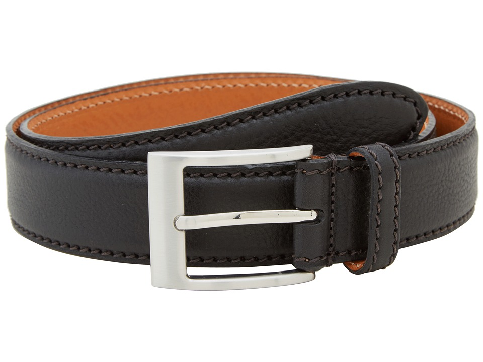 Trafalgar - Brandon (Black) Men's Belts