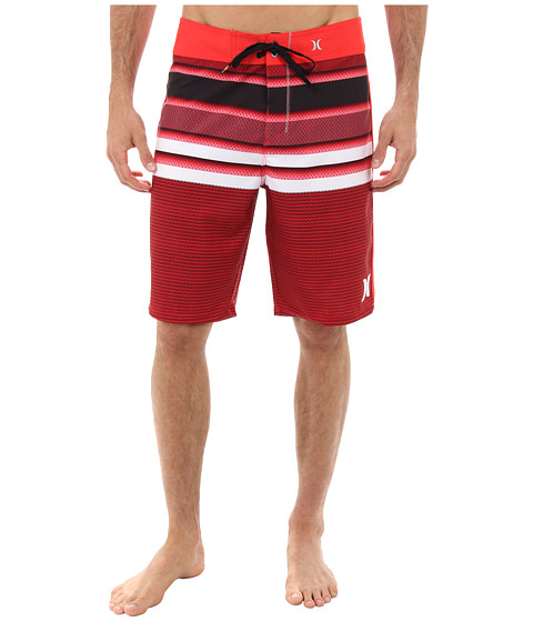 Hurley - Wasteland Boardshort (Challenge Red) Men's Swimwear