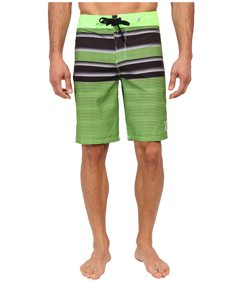 Hurley - Wasteland Boardshort (Neon Green) Men