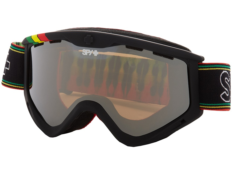 Spy Optic - Targa 3 (One Love/Bronze w/ Silver Mirror) Snow Goggles