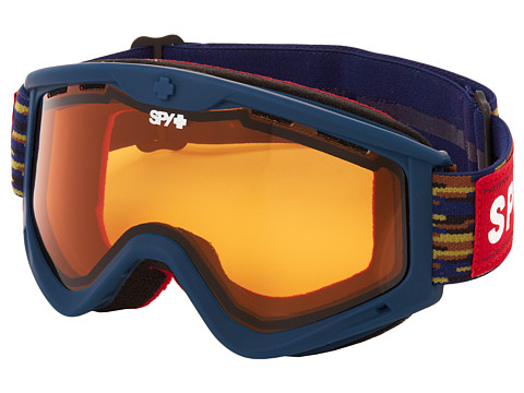 Spy Optic - Targa 3 (Party Fatigue/Persimmon) Snow Goggles