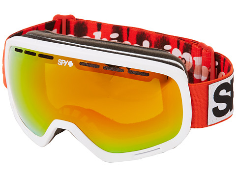 Spy Optic - Marshall (Spy/Keep A Breast/Bronze w/ Red Spectra) Snow Goggles
