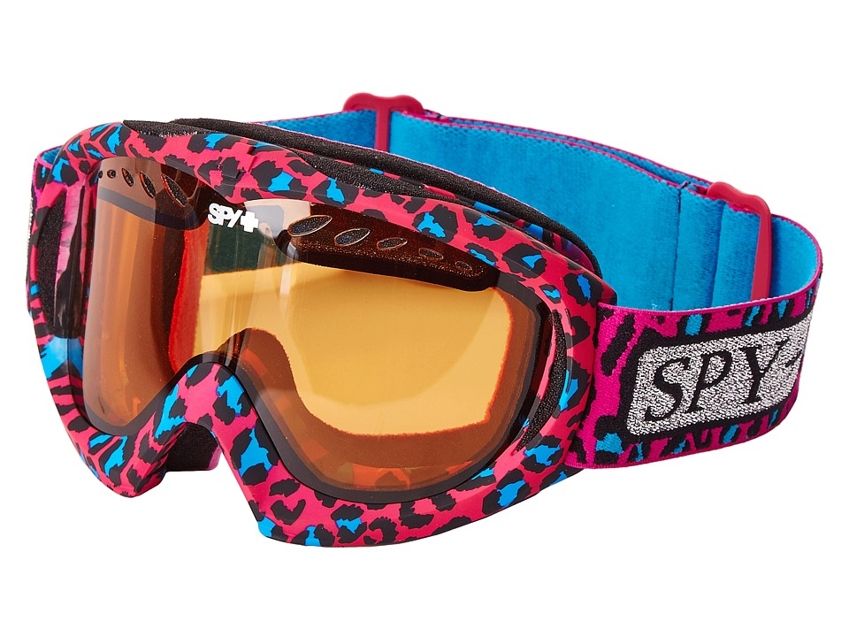 Spy Optic - Targa Mini '12 (Wild And Free/Persimmon) Snow Goggles