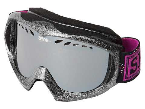 Spy Optic - Targa Mini '12 (Pom Pom/Bronze w/ Silver Mirror) Snow Goggles