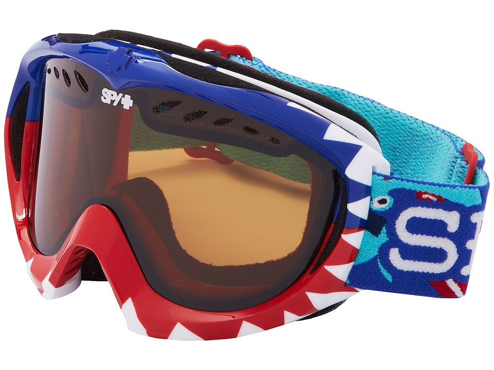 Spy Optic - Targa Mini '12 (Party Sharks/Bronze) Snow Goggles