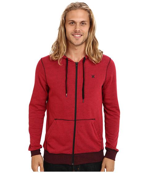 Hurley - Dri-FIT Fleece Top (Valiant Red) Men's Sweatshirt