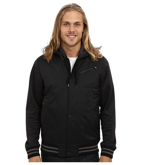 Hurley - Therma-FIT All City Fleece Jacket (Black) Men