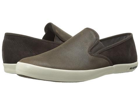 SeaVees - 02/64 Baja Slip On Wintertide (Chocolate) Men's Shoes