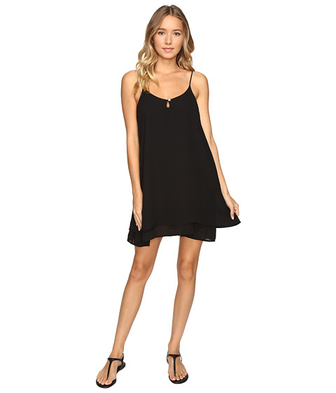 Lucy Love - Gabby Dress (Black) Women's Dress
