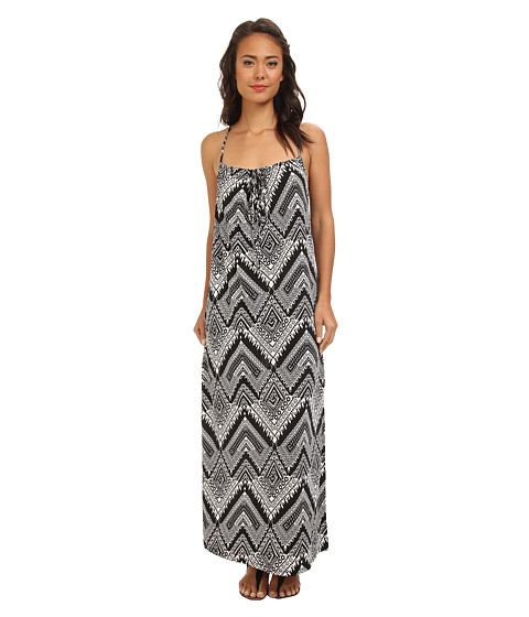 Lucy Love - Sunset Maxi Dress (Deco) Women's Dress