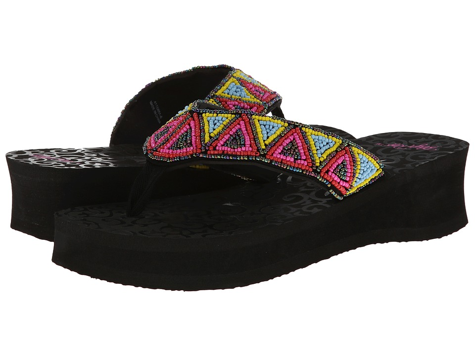 M&F Western - Rachel (Black) Women's Sandals