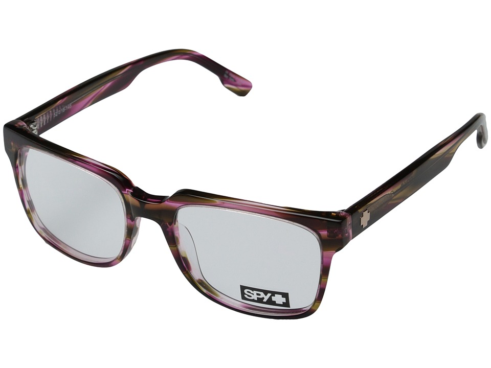 Spy Optic - Crista (Pink Dahlia) Fashion Sunglasses