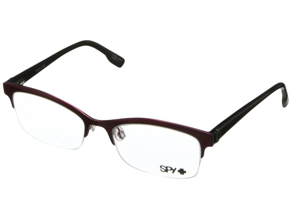 Spy Optic - Avery (Burgandy) Sport Sunglasses