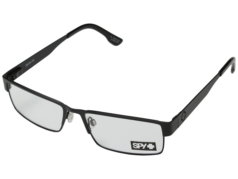 Spy Optic - Elijah (Matte Black) Sport Sunglasses