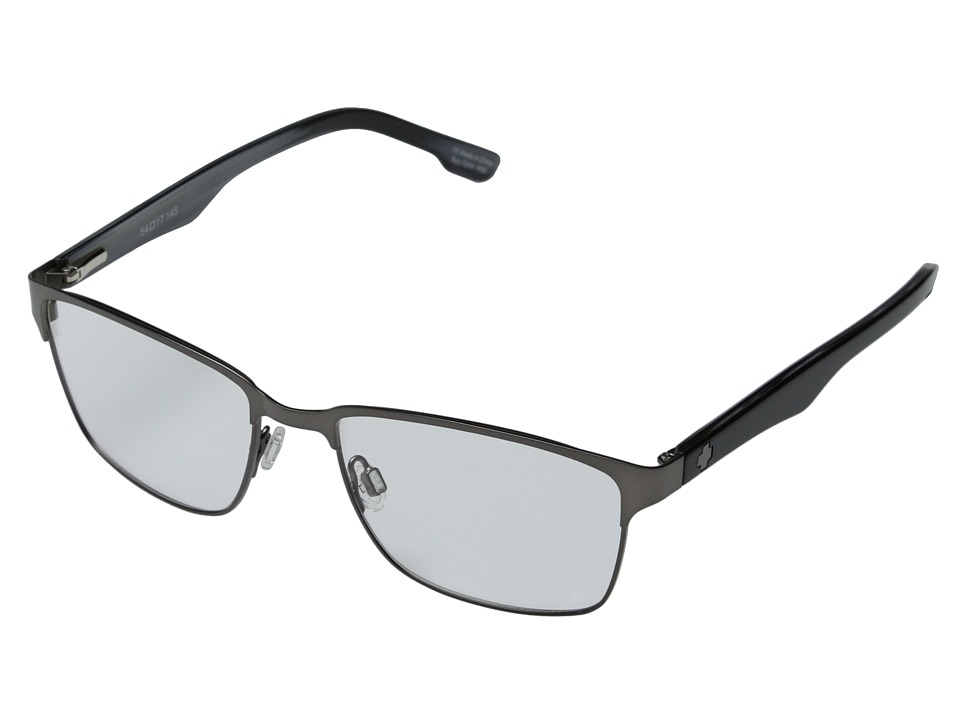 Spy Optic - Jax (Gunmetal/ Black Horn) Sport Sunglasses