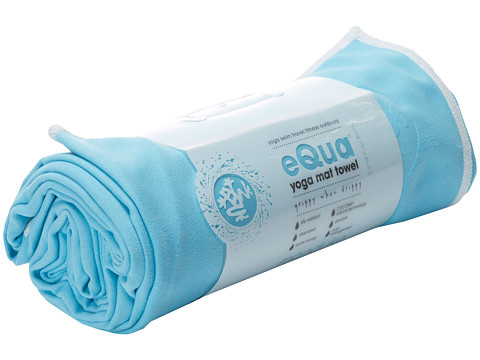 Manduka eQua Mat Towel (Long) (Quest) Bath Towels