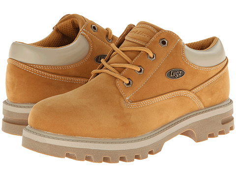 Lugz - Empire Lo WR (Golden Wheat/Cream/Gum) Men's Lace up casual Shoes