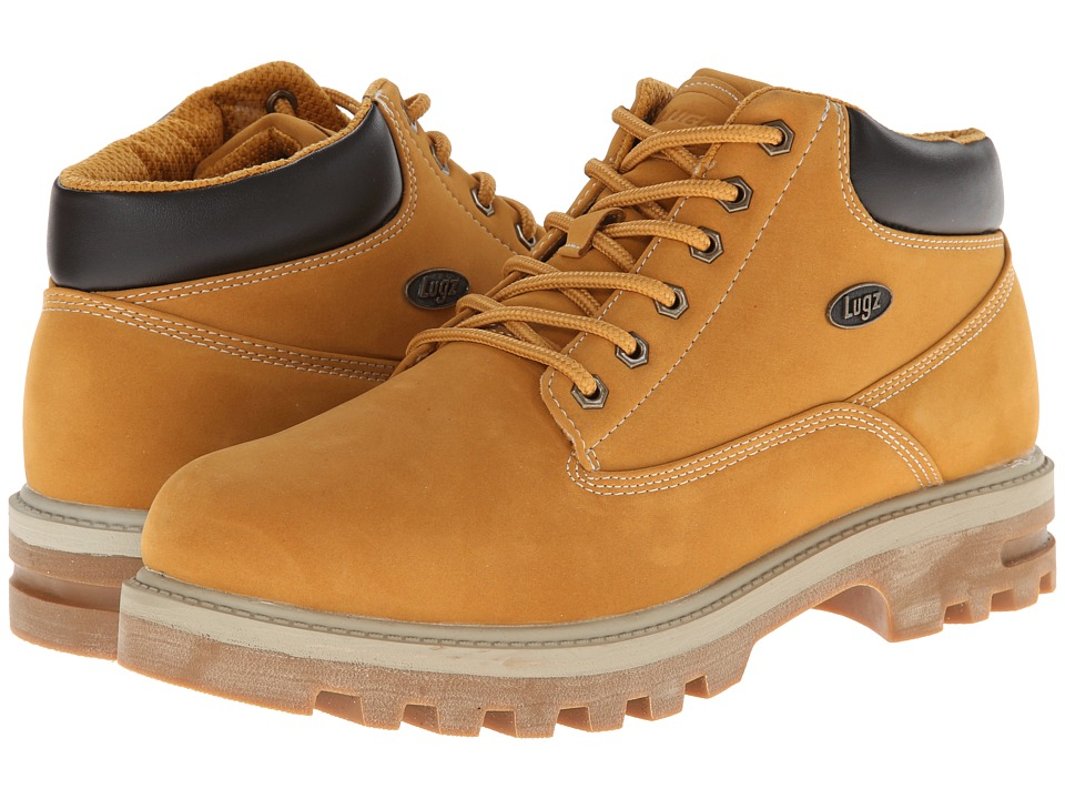 Lugz Empire WR (Golden Wheat/Cream/Gum/Bark) Men