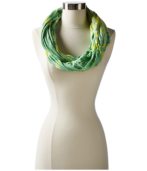 BCBGeneration - To Dye For Wrap (Aloe) Scarves