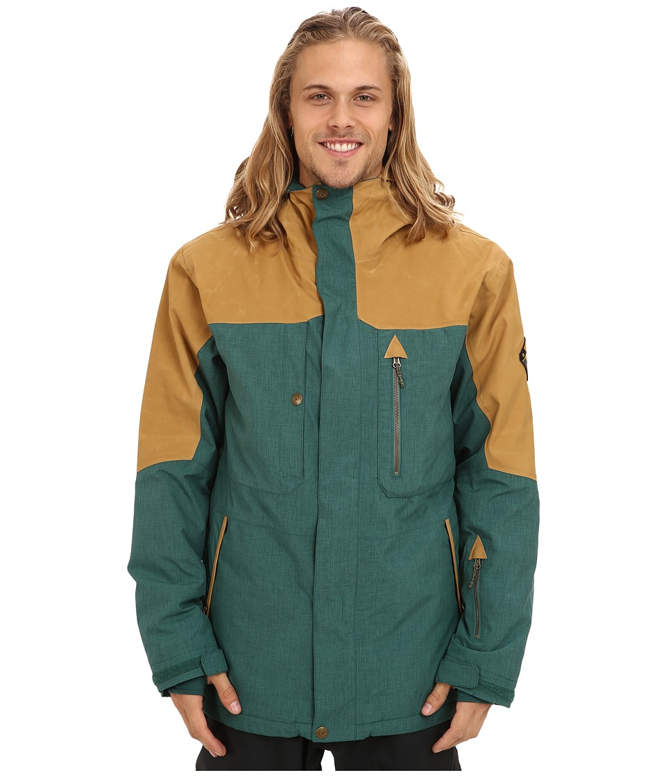 DC - Ranger 15 Jacket (Jasper) Men