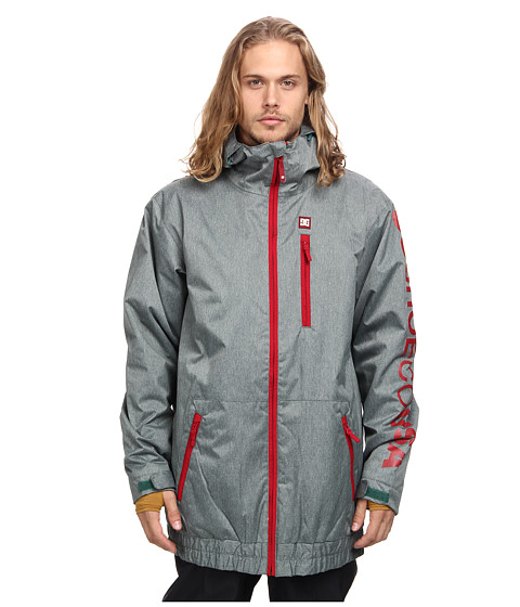 DC - Ripley 15 Jacket (Jasper) Men