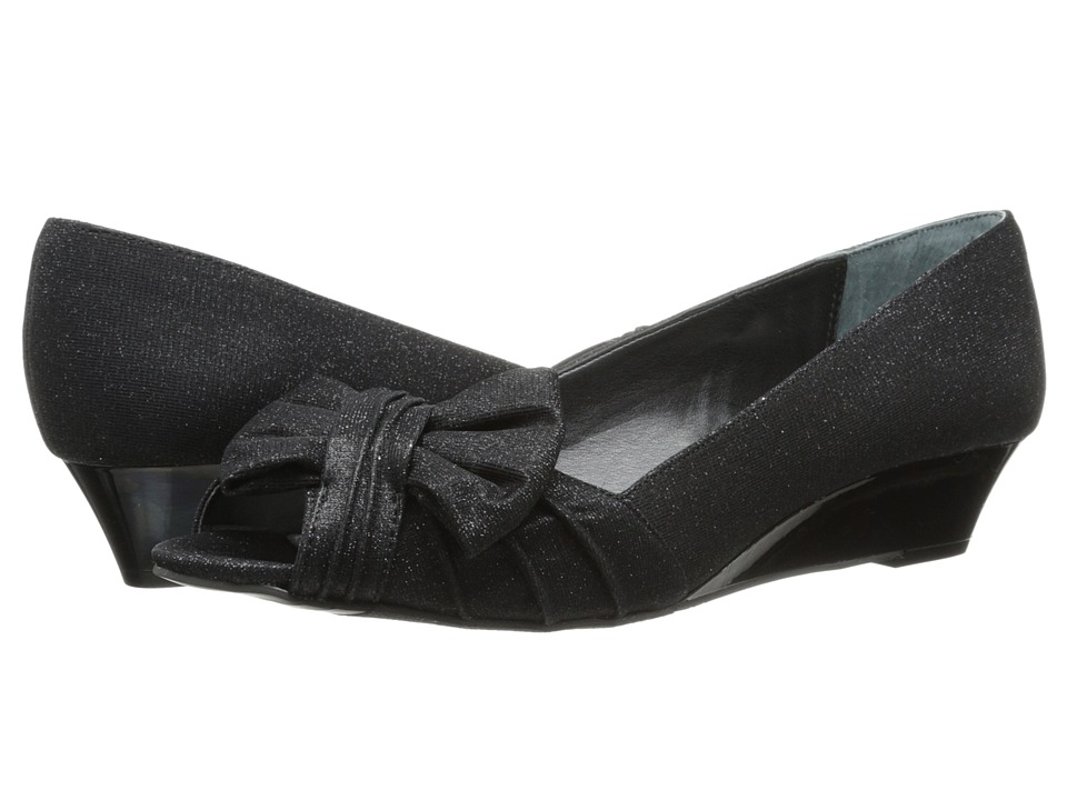 Nina - Rio (Black) Women's Flat Shoes