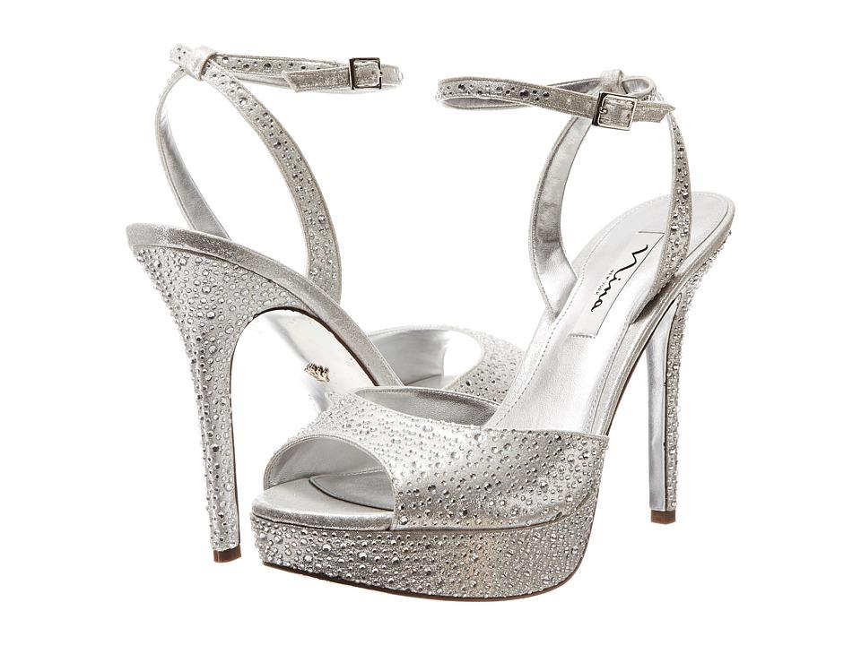 Nina - Seville (White) High Heels
