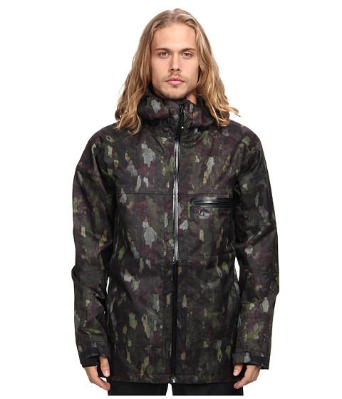 DC - Axis 15 Jacket (Treebark Camo) Men's Coat