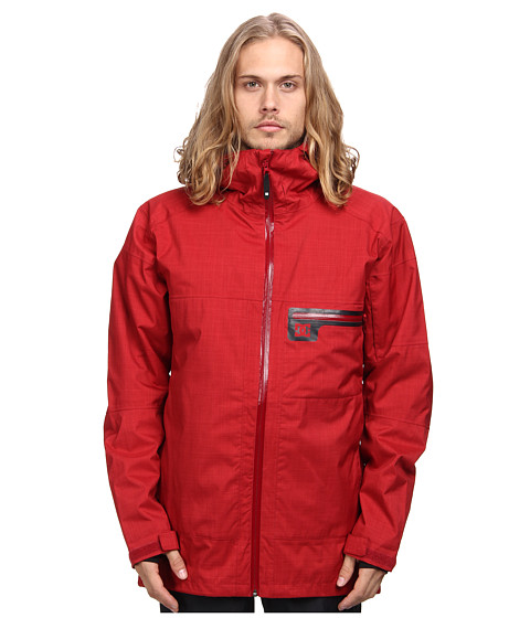 DC - Axis 15 Jacket (Rio Red) Men