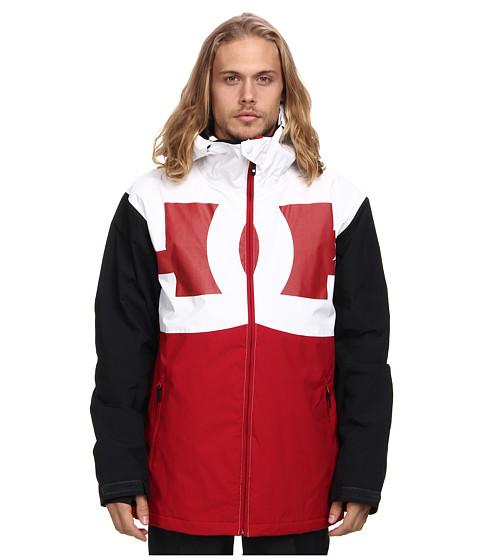 DC - Billboard 15 Jacket (Rio Red) Men's Coat