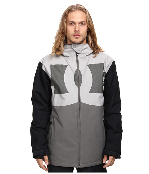 DC - Billboard 15 Jacket (Pewter) Men's Coat