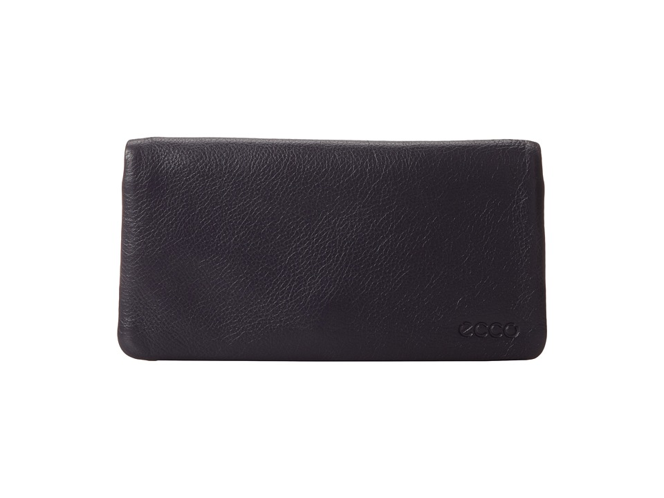 ECCO - Bolivar Continental Wallet (Midnight) Wallet Handbags