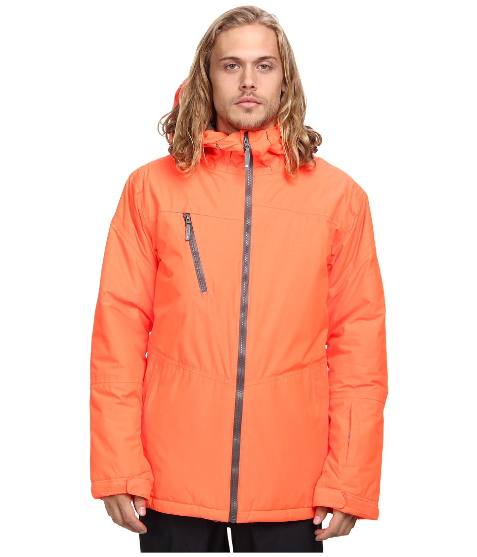 DC - Blitz Jacket (Shocking Orange) Men
