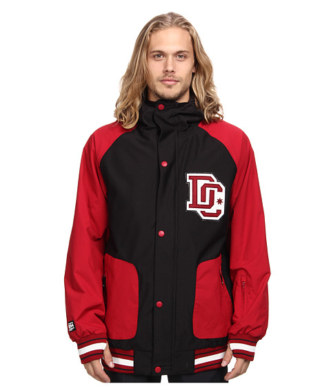 DC - DCLA 15 Jacket (Caviar) Men's Coat