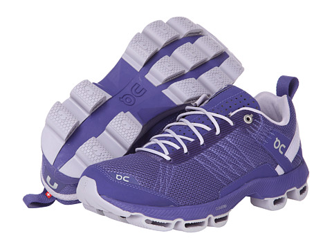 On - Cloudsurfer (Dawn/Lavender) Women's Running Shoes