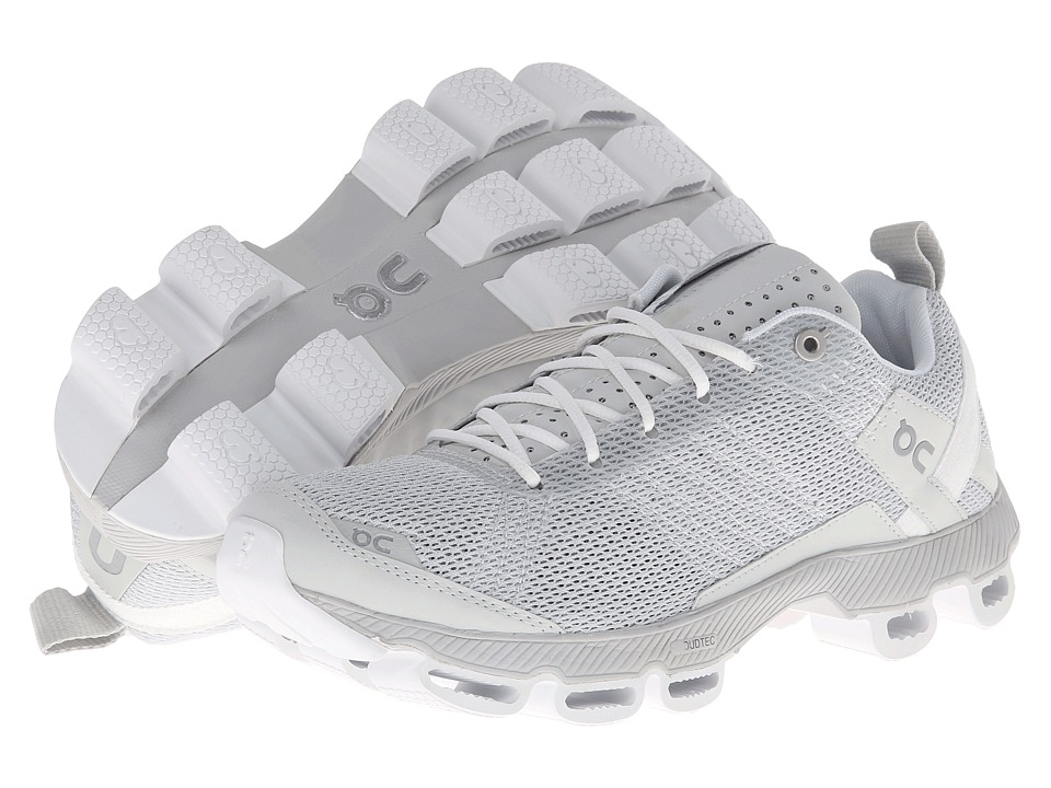 On - Cloudsurfer (Glacier/White) Women's Running Shoes