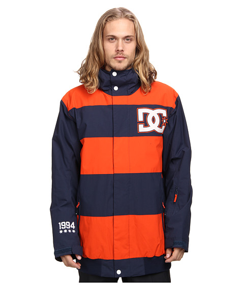 DC - Overdrive Jacket (Dress Blue) Men