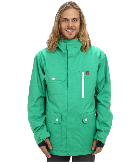 DC - Servo 15 Jacket (Bright Green) Men