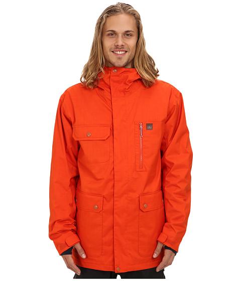 DC - Servo 15 Jacket (Pureed Pumpkin) Men's Coat