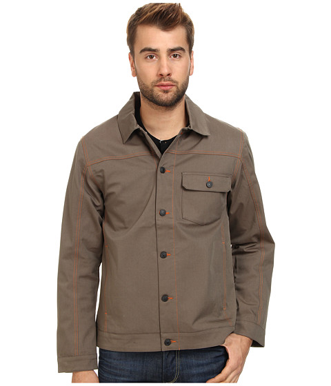 DC - Tack Jacket (Morel) Men's Coat