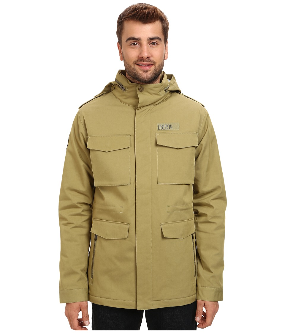 DC - Tick Jacket (Boa) Men's Coat