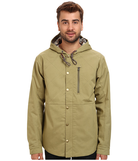DC - Shuvit Jacket (Boa) Men's Coat