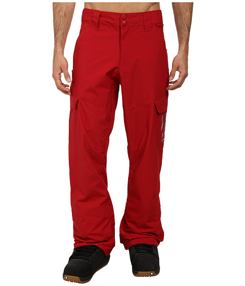 DC - Banshee 15 Pant (Rio Red) Men's Outerwear