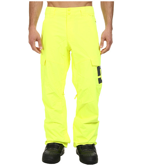 DC - Banshee 15 Pant (Safety Yellow) Men's Outerwear
