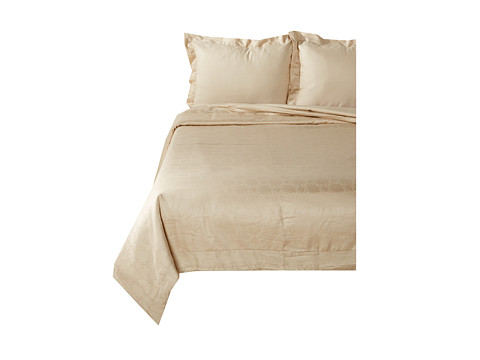Home Source International - Tencel King Duvet Set (Tan) Sheets Bedding