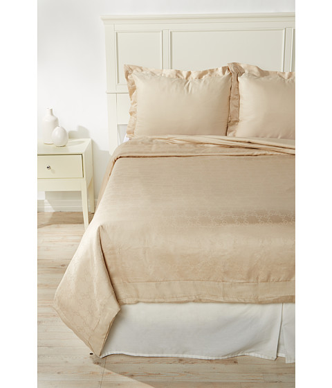 Home Source International - Tencel Queen Duvet Set (Tan) Sheets Bedding
